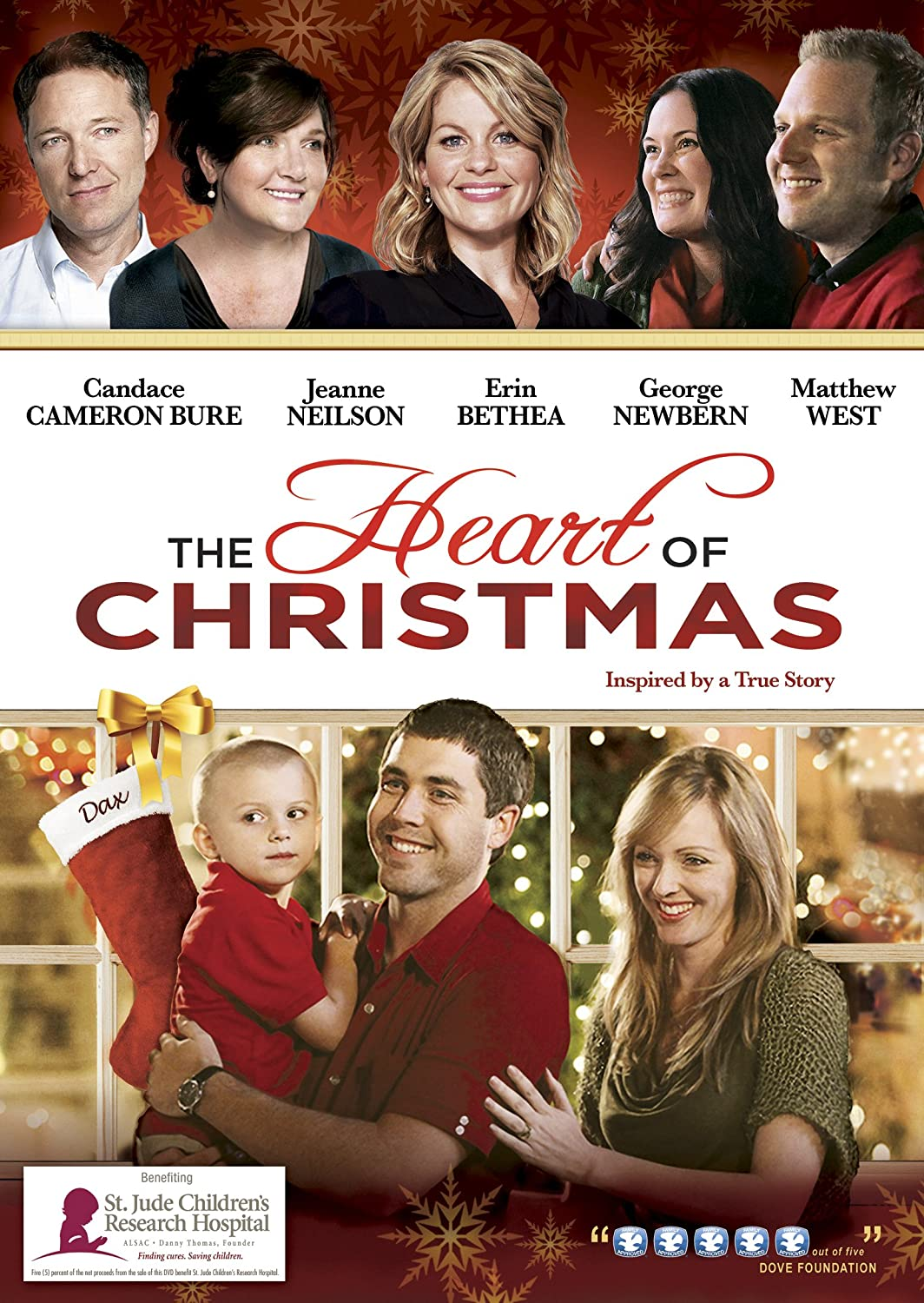 The Heart of Christmas DVD