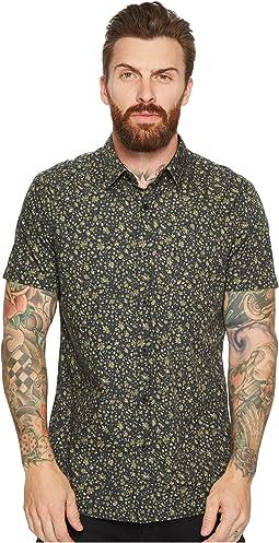 AG Adriano Goldschmied Nash Short Sleeve Shirt