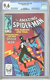 Amazing Spider-Man #252 CGC 9.6 White Pages 2071987009
