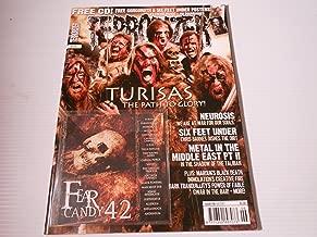 Terrorizer magazine(UK Publication) issue 158 June 2007**with CD** (Turisas on cover)[single issue magazine]***WEAR on magazine***