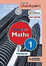 Cambridge checkpoint maths workbook 1