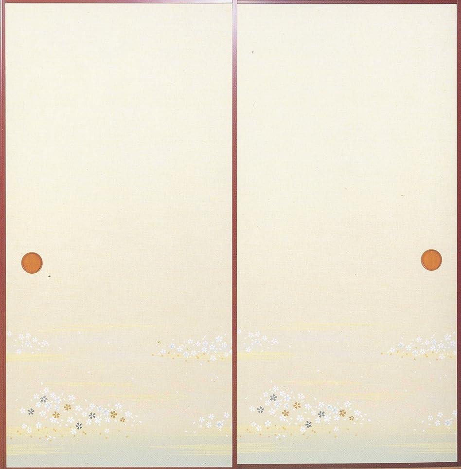 土器落胆させるアンケートあづち(Azuchi) ふすま紙 679 一枚柄/二枚セット/丈長七尺