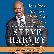 steve harvey book think like a success