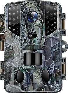 VanTop Ninja 1 Trail Camera 20MP 1080P Hunting Game Cam...