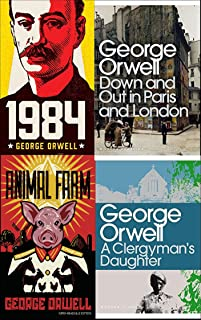 1984 - ANIMAL FARM - Down and Out in Paris and London - A Clergyman's Daughter
