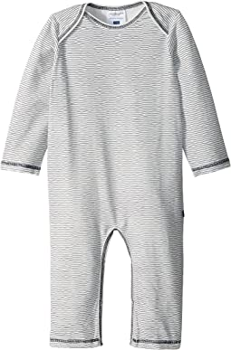 Toobydoo - Sweet Stripe Slimleg Jumpsuit (Infant)