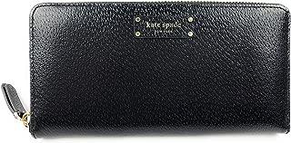 Kate Spade Wallet Large Women's Continental Wallet Jeanne (Black)