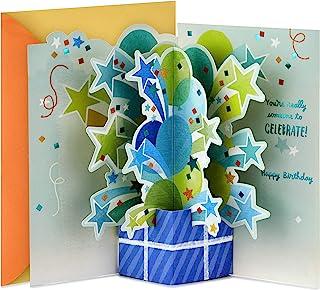 Hallmark Paper Wonder Pop Up Birthday Card (Someone to Celebrate)