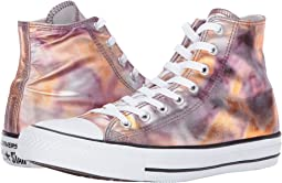 Converse - Chuck Taylor All Star Washed Metallic Canvas - Hi
