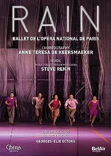 Paris Opera Ballet: Rain (Live Performance)