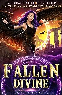 Fallen Divine (Reap This Book 2)