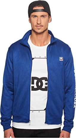 DC Heggerty Track Jacket