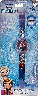 Disney Frozen Girls Digital Dial with Rotating Running Light Head Wristwatch - SA7278 Frozen