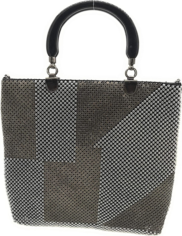 Women's Metal Mesh bag