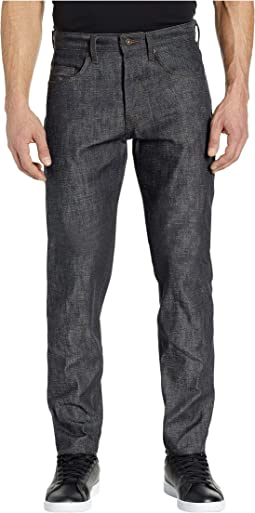 Easy Guy Green Core Selvedge Jeans