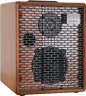 Acus Sound Engineering 03000503 OneforStrings 5T Acoustic Guitar Amplifier - Wood