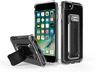 Scooch Wingman Case for iPhone 8 (Also fits 7, 6S, 6) (Clear)