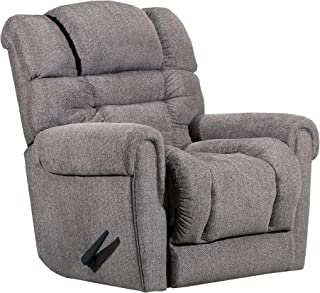 Lane Home Furnishings Heat & Massage Rocker Recliner