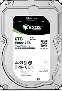 Seagate st6000nm0115?V5?Enterprise 移动硬盘6-tb SATA III 256?MB 缓存8.9?cm