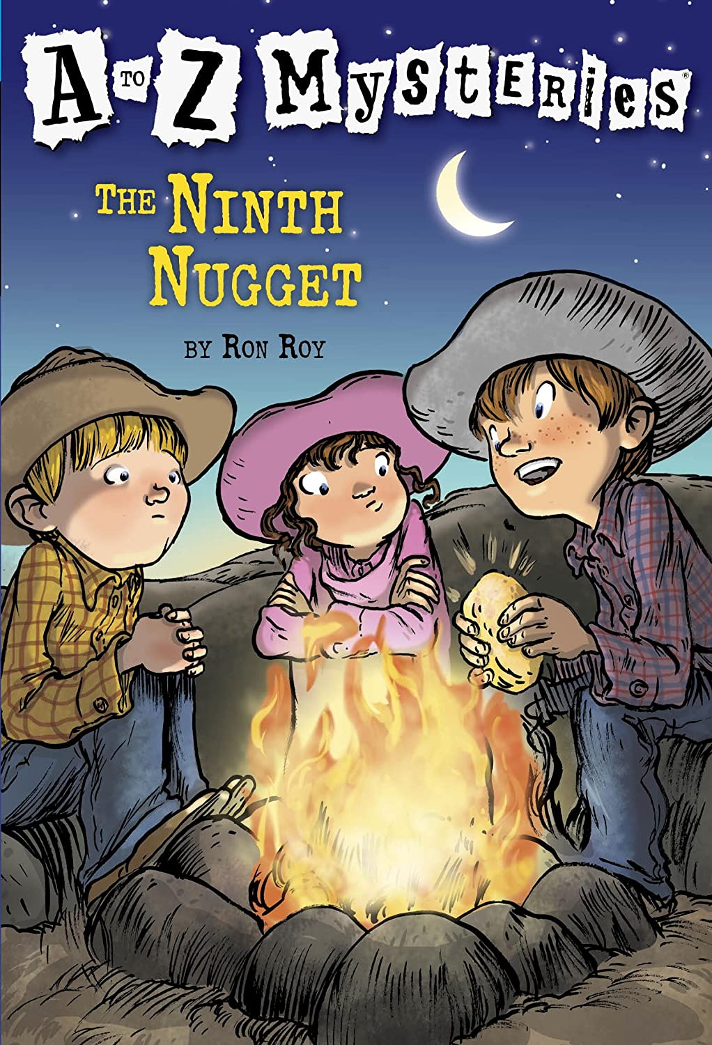 A to Z Mysteries: The Ninth Nugget (English Edition)
