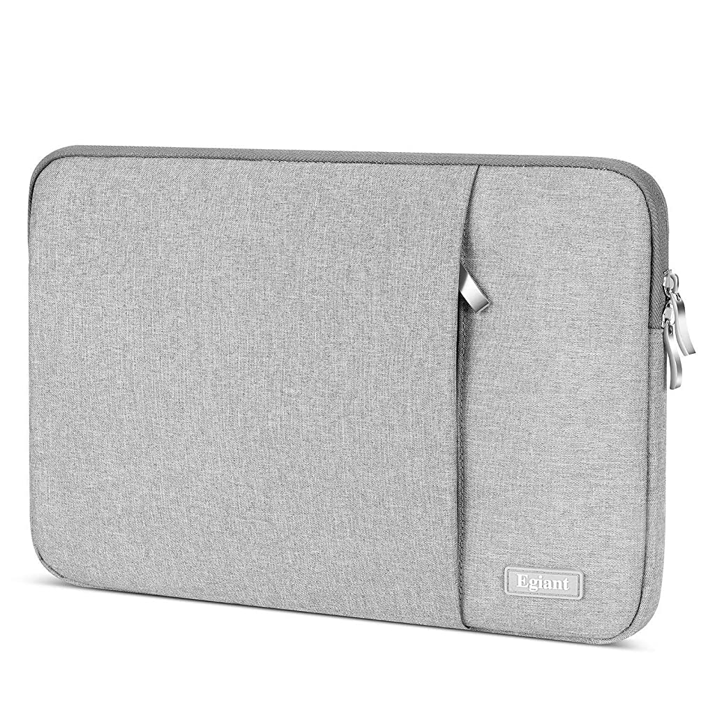 Laptop Sleeve 15.6 Inch,Egiant Water Resistant Carrying Case Bags Compatible 15.6