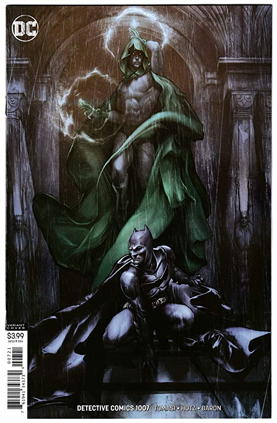 Detective Comics #1007 Quintana Variant Cvr (DC, 2019) NM