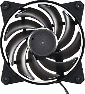 Cooler Master MasterFan Pro 120 Air Balance- 120mm Hybrid Black Case Fan, Computer Cases CPU Coolers and Radiators