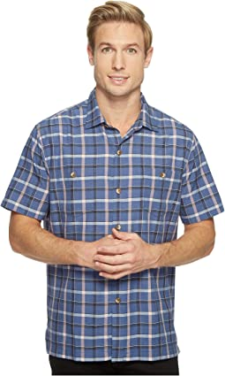 Tommy Bahama - Peninsula Plaid Camp Shirt
