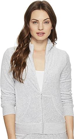 Fairfax Velour Jacket
