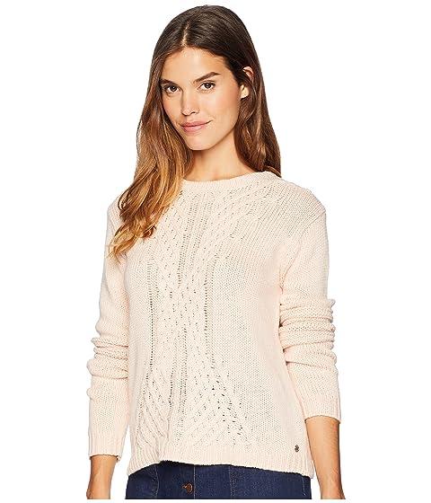Glimpse Of Romance Crew Neck Sweater