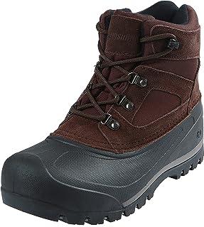 حذاء برقبة Tundra للرجال بأربطة للطقس البارد من Northside