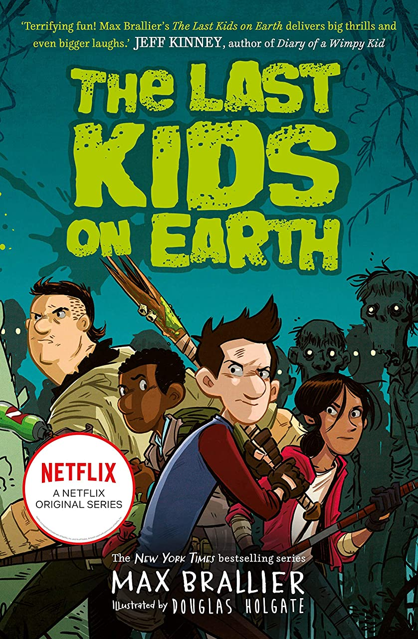 誓う小道ジムThe Last Kids on Earth (English Edition)