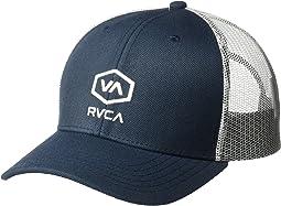 RVCA - Hex Curve Trucker