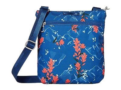 Haiku Revel (Paintbrush Print) Handbags