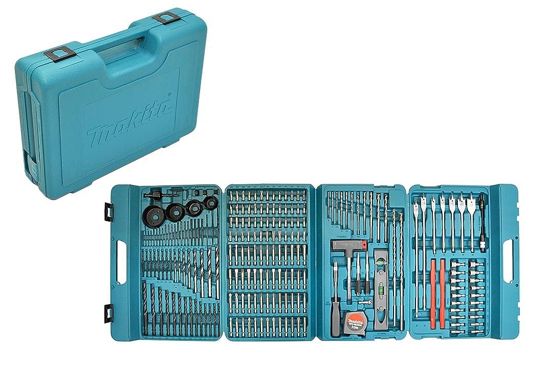 ウイルスだます安全Makita P-44046 216 Piece Complete Drill And Bit Set by Makita
