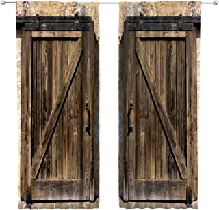 wood bedroom doors