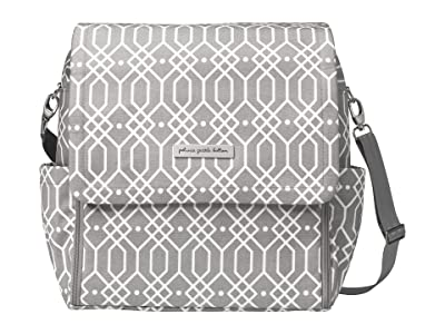 petunia pickle bottom Glazed Boxy Backpack (Quartz) Diaper Bags