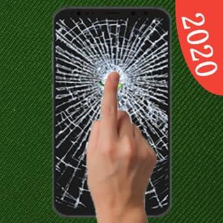Broken Screen Prank Wallpaper Picture Prank Phone
