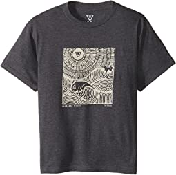 VISSLA Kids - Bronzed T-Shirt (Big Kids)