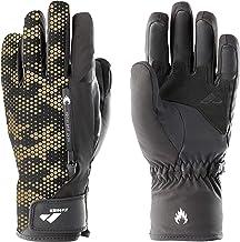 Zanier Dames 27019-2052-6,5 handschoenen, zwart, beige, 6,5