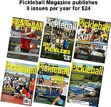 Pickleball Magazine Annual Subscription