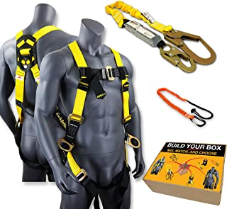 retractable roof harness