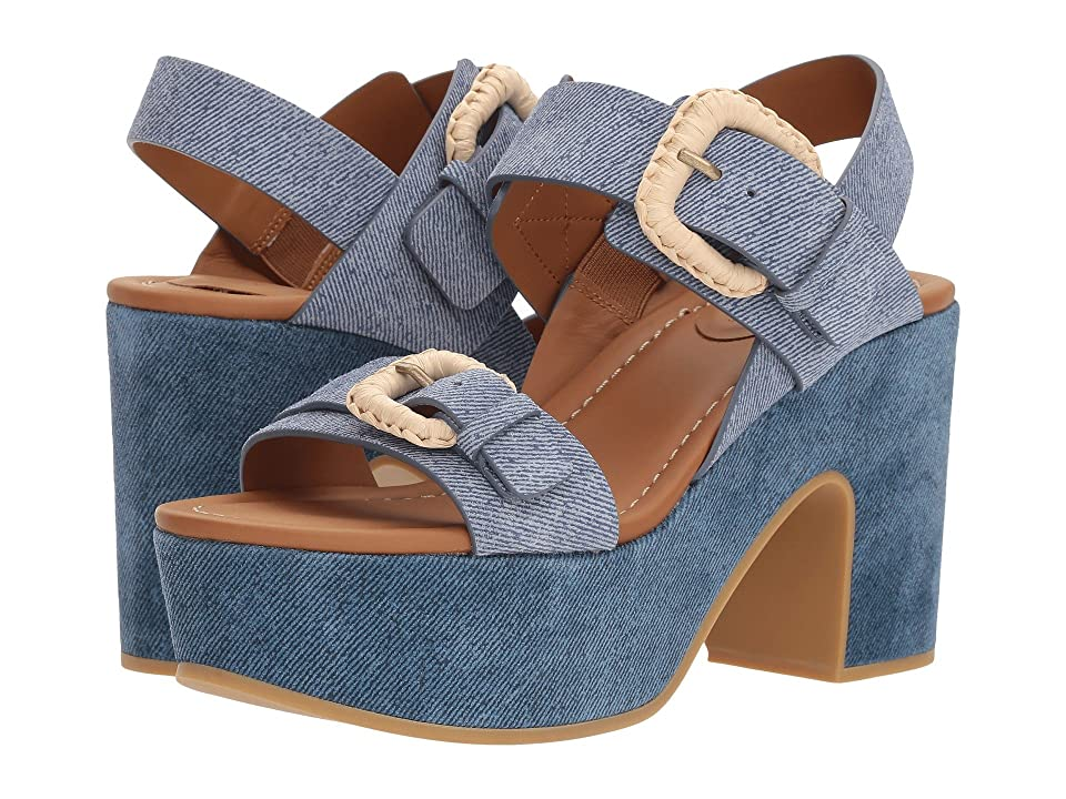 See by Chloe SB30091 (Crosta Jeans/Denim Chiaro/Crosta) High Heels
