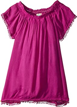 O'Neill Kids - Avery Woven Sleeved Dress (Toddler/Little Kids)