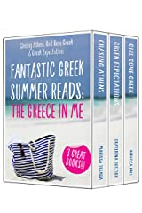 Fantastic Greek Summer Reads: The Greece in Me Kindle Edition