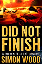 Did Not Finish (Aidy Westlake Mysteries Book 1)