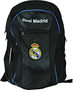 Real Madrid Backpack School Mochila Bookbag Official Licensed Product