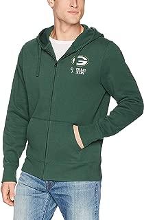 NFL Men's OTS Fleece Full-Zip Hoodie