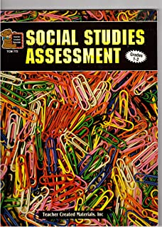 Social Studies Assessment: Grads 1-2 (Teacher Created Material: TCM 772)