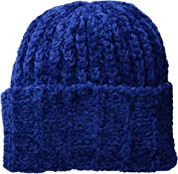 Collection XIIX - Chenille Super Cuff Beanie